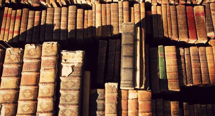 staré knihy
