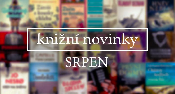 knižní novinky SRPEN