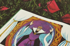 Zlá královna