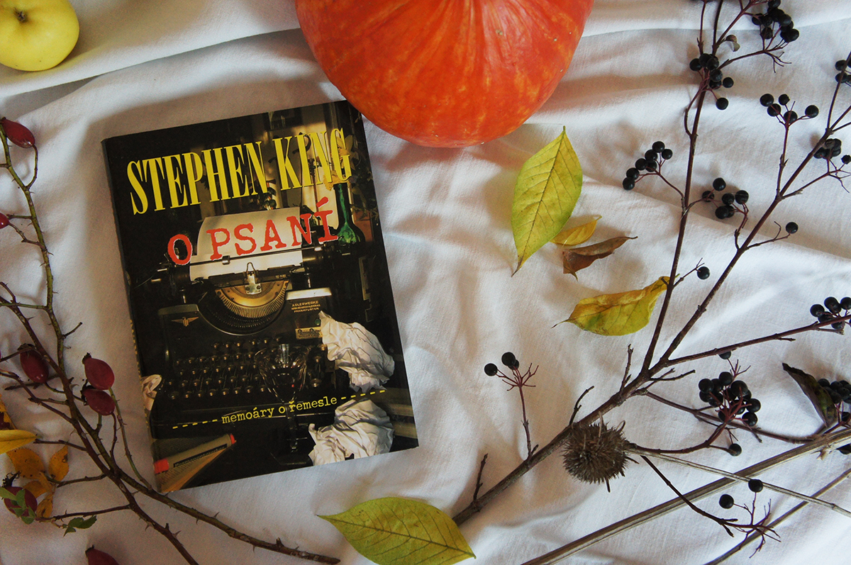 Stephen King O psaní